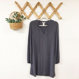 H&M | Gray Tunic Dress